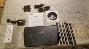 Asus Rt-3200 tri-band router + SB6183 modem for Sale in Chicago, IL