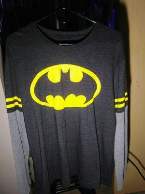 DC's Batman classic logo tee mens XXL for Sale in Everett, WA