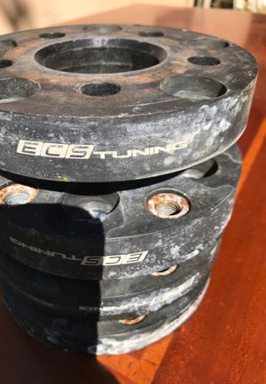 VW to BMW Rims Adapter for Sale in Sacramento, CA