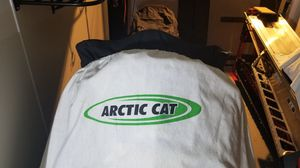Arctic Cat snowmobile hood and windshield protector for Sale in Kent, WA