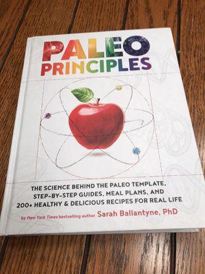 Paleo Principles Book for Sale in Burnsville, MN