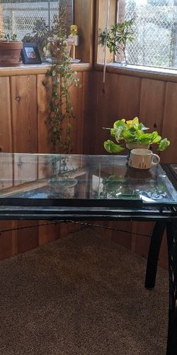 Professional Glass and Metal Drafting Table for Sale in Seattle,  WA