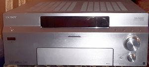 Sony Stereo Receiver (DA3100ES) for Sale in New Port Richey, FL