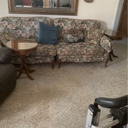Couch with Two End Tables $150 for Sale in Torrance,  CA