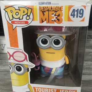 Tourist Jerry Funko Pop for Sale in Bell Gardens, CA