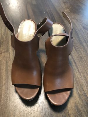 Michael Kors women's heels, size 6.5 great condition for Sale in Redwood City, CA