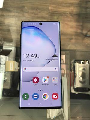 Samsung note 10 256gb unlocked for Sale in Seattle, WA