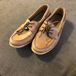 Sperry Top-spider shoes. Size 10 men's for Sale in La Mirada, CA