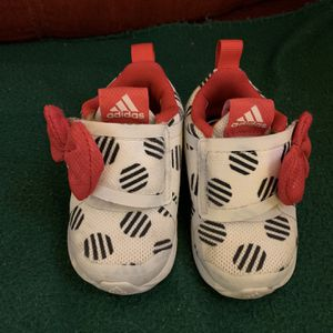 Rare Mini Mouse Addidas Size 5 for Sale in Brooklyn, NY