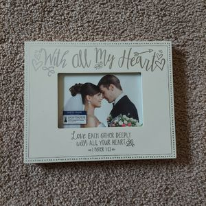 Wedding Picture Frame for Sale in Spanaway, WA