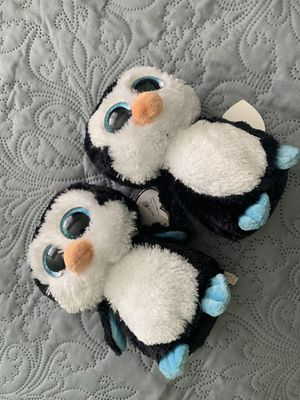 Penguins plushy for Sale in San Jacinto, CA