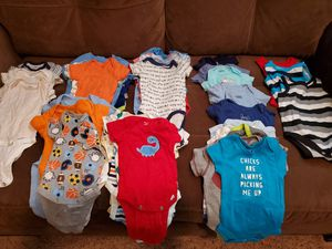 Baby boy clothing. 0-3 months for Sale in Stafford, VA