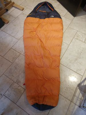 North Face Furnace 550 pro sleeping bag for Sale in Cleveland, OH