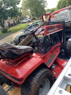 Wheel horse lawn tractor for Sale in Warrington, PA