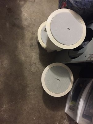 Bose home theater in wall or ceiling speakers for Sale in Apopka, FL