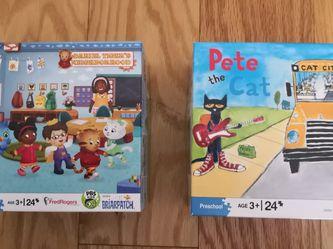 2x 24 Piece Puzzle for Sale in Bellevue,  WA