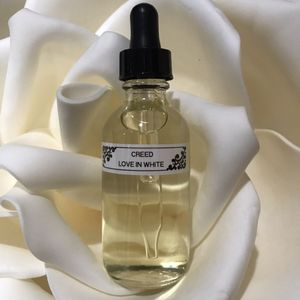 CREED LOVE IN WHITE Type Women 60ml/2 Oz, UNCUT Perfume Body oil. for Sale in Buena Park, CA