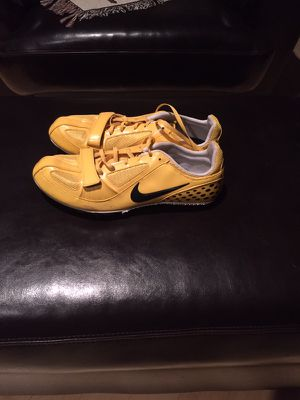 Nike Track shoes size 9.5 for Sale in Salt Lake City, UT
