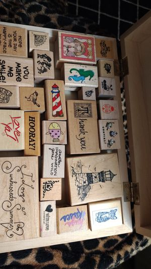 Rubber stamps for Sale in Copalis Beach, WA