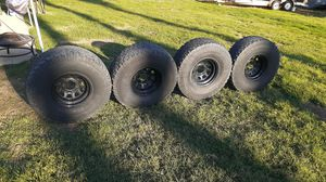 Rims and tires for Sale in Escondido, CA