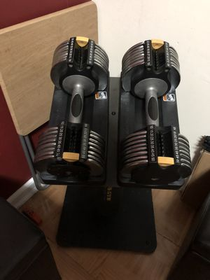 Adjustable dumbbells for Sale in New York, NY