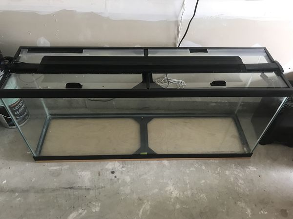 55 Gallons Fish Tank Complete Set