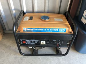Gas Generator backup for Sale in Dublin, OH