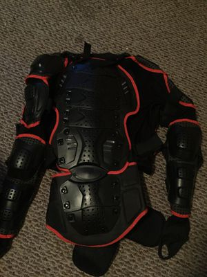 Dirtbike and motorcycle padded jacket for Sale in Uxbridge, MA