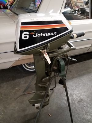 Outboard motor for Sale in Gig Harbor, WA
