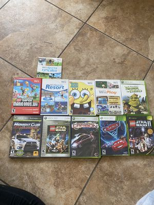 Xbox 360 games for Sale in Windermere, FL