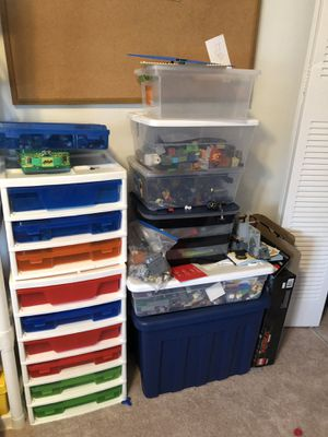 Large Collection of Legos for Sale in Fairfax, VA