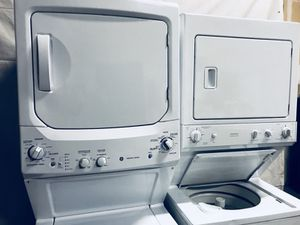 "Newer and older 27"" Stackable Washer Dryer Laundry Center for Sale in Boulder, CO"