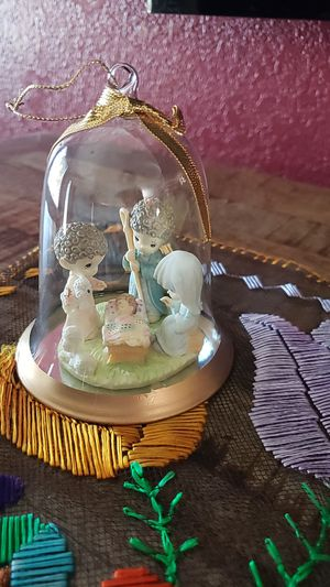 Precious moments collection merry dreams glass bell holiday ordament for Sale in South Gate, CA