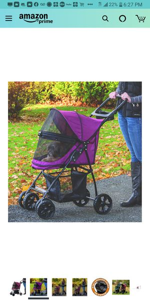PET GEAR HAPPY TRAILS STROLLER for Sale in Henderson, NV