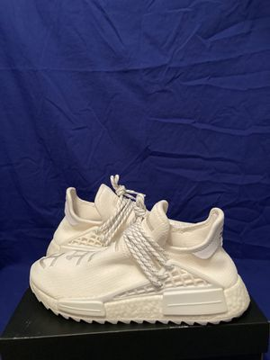 Pharrell nmd blank canvas for Sale in Mansfield, TX