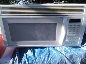 Microwave over the range works for Sale in Yucaipa, CA