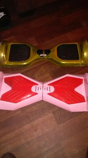 2 hoverboards for Sale in Memphis, TN
