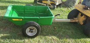 John Deere Yard/Garden Trailer for Sale in Port St. Lucie, FL