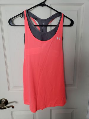 Under Armour women tank with built in bra for Sale in Brick Township, NJ