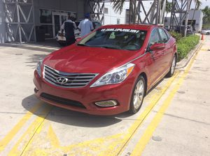 2014 Hyundai Azera Limited 3.3L V-6 for Sale in Pembroke Pines, FL