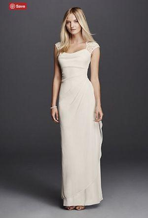 Wedding Dress Plus Accessories for Sale in Santa Clarita, CA