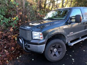 Ford F-350 year 07 diesel 6.0l automatic transmission for Sale in Burien, WA