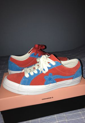 Golf le fleur Converse size 9.5 for Sale in Annandale, VA