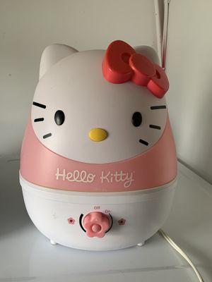 Crane Ultrasonic Cool Mist Humidifier, Hello Kitty for Sale in Boca Raton, FL
