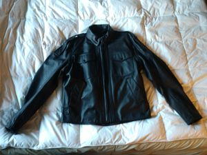 Harley davidson leather riding jacket for Sale in Mill Creek, WA