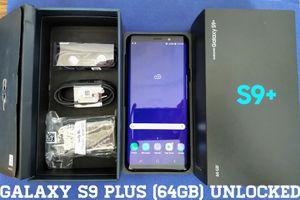Galaxy S9 Plus (64GB) Factory-UNLOCKED (Like-New) Black for Sale in Falls Church, VA