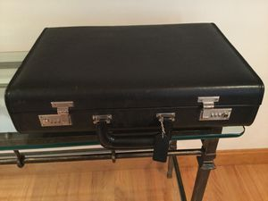 Coach executive briefcase for Sale in Scarborough, ME