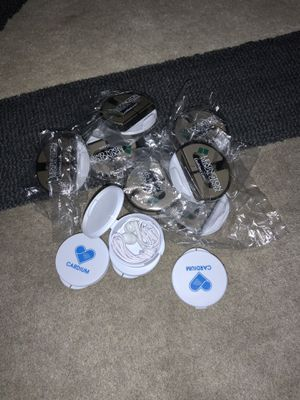Various In-Ear Headphones, New Unused - for Sale in Chicago, IL