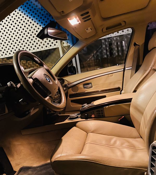 BMW 7 Series v8 2006