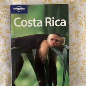Lonely Plant Costa Rica Book for Sale in San Leandro, CA